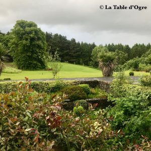Belleek Castle Jardin