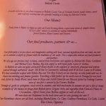 Belleek Castle Présentation Restaurant