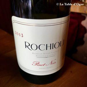 Belleek Castle Vins Rochioli Pinot noir 2013