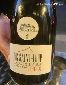 Bistrot Buci Mazarine Pis Saint-Loup