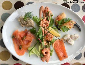 Byrne's Assiette de la mer