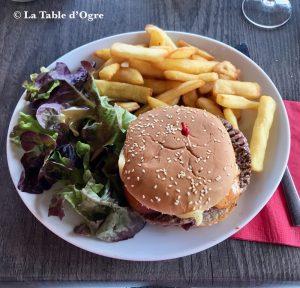 Chez Paulette Burger