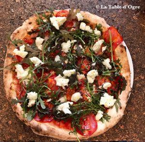 Faggio Pizza Diavola