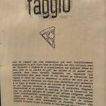 Faggio Présentation