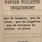 Faggio Toilettes