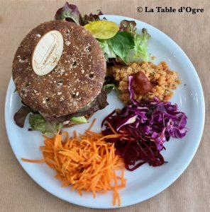 Given Burger végétarien