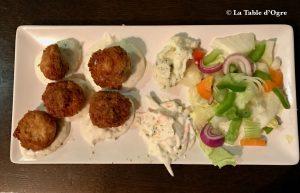 Hiney's Champignons frits