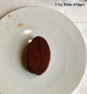Le Gabriel La Réserve Dessert café