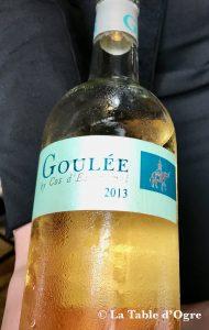 Le Gabriel La Réserve La Goulée by Cos d'Estournel