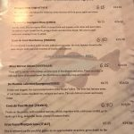 Mitchell's Restaurant Carte vins