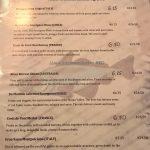Mitchell's Restaurant Carte vins