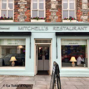 Mitchell's Restaurant Façade