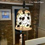 Mitchell's Restaurant Lampe