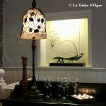 Mitchell's Restaurant Lampe et sculpture 2