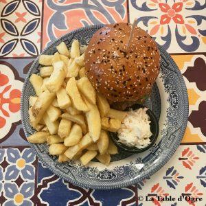 Nook Burger Bacon Cheese