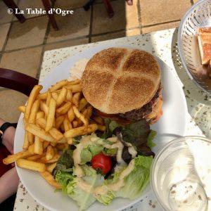 Snack Ferrat Burger boeuf