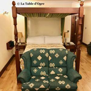 Abbeyglen Hotel Chambre lit