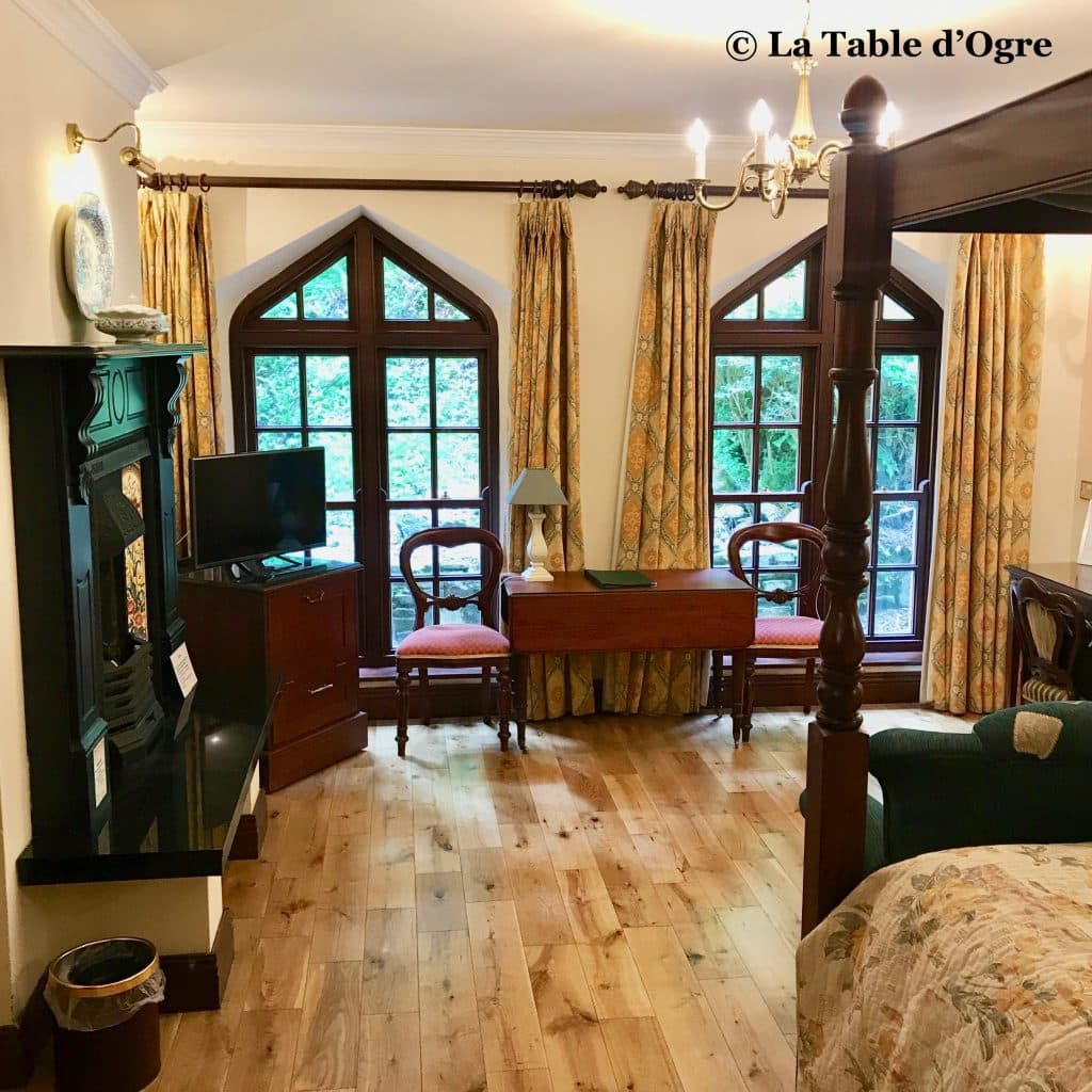 Abbeyglen Hotel Chambre
