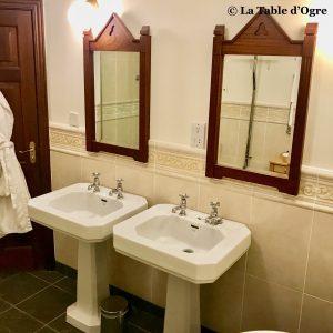 Abbeyglen Hotel Salle de bain 2