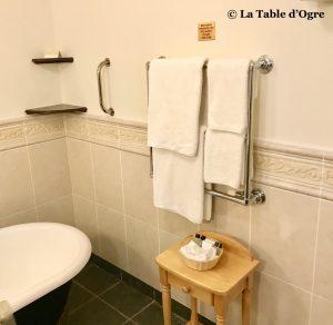 Abbeyglen Hotel Salle de bain 3