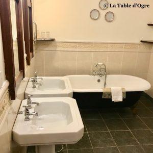 Abbeyglen Hotel Salle de bain