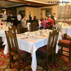 Abbeyglen Hotel Salle repas 2