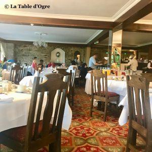 Abbeyglen Hotel Salle repas