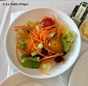 Emirates Salade crudités