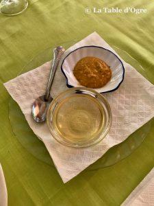Le Bénitier Condiments