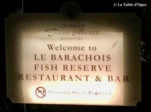 Prince Maurice Le Barachois Welcome