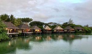 Prince Maurice Villas sur lagon