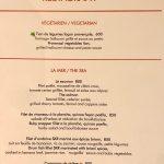 Spices Sands Resort Poissons