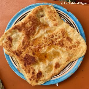 Babakoul Crèpe miel