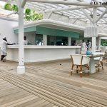 Beach Rouge Lux Belle Mare Bar et cuisine Beach Rouge