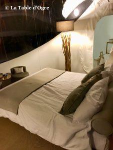 Bubble Lodge Hotel Chambre Nuit