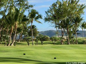 Bubble Lodge Hotel Golf
