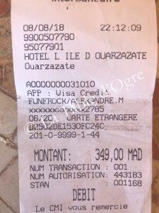 Ile de Ouarzazate Addition
