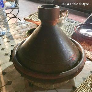Ile de Ouarzazate Tajine plat