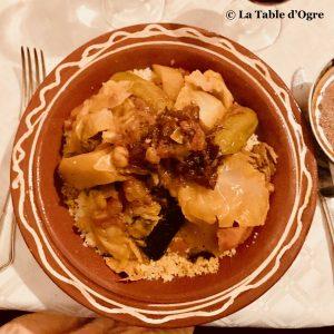 Ksar Essaoussan Couscous boeuf