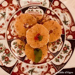 Ksar Essaoussan Oranges