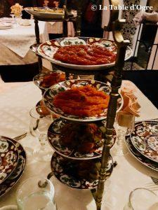 Ksar Essaoussan Salades
