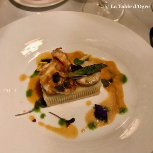 La Goélette Royal Palm Lingot de spaghetti aux fruits de mer