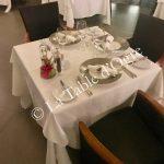 La Table du Château Table