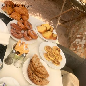Palais Mehdi Petit déjeuner 2