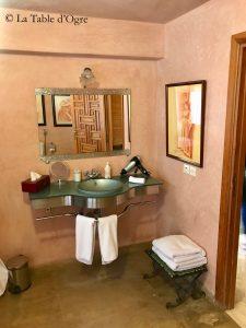 Palais Mehdi Salle de bains 2