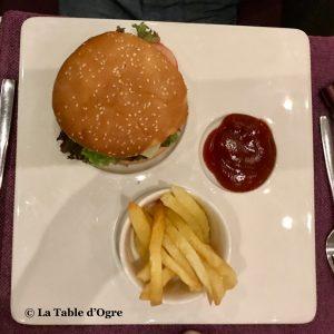 Pure Passion Burger