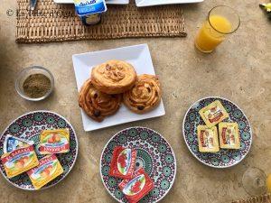 Riad Dar Haven Petit déjeuner