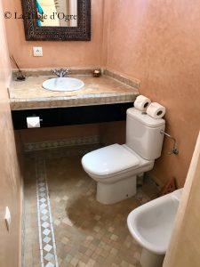 Riad Dar Haven Toilettes