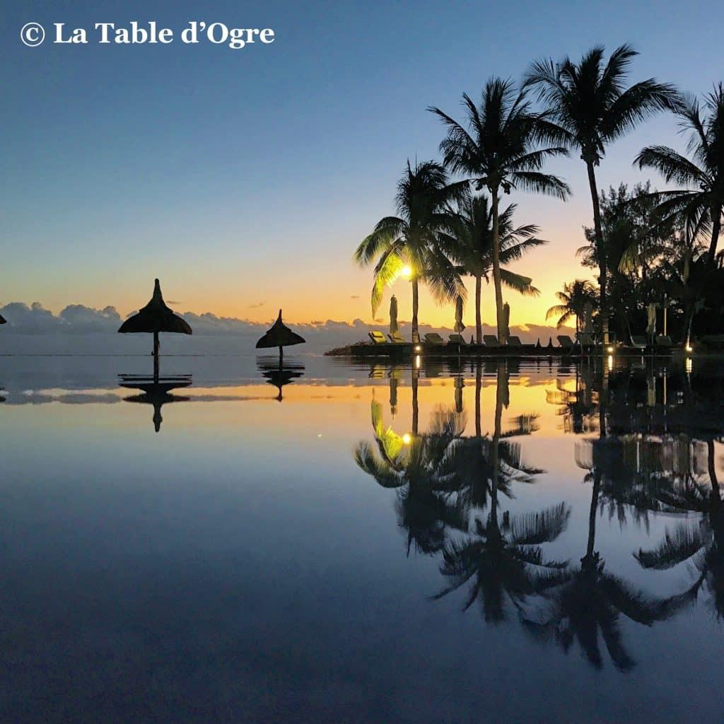 Sands Resort and Spa Vue piscine