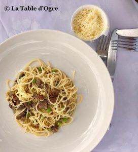 Sultana Restaurant Spaghetti bolognaise